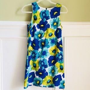 Ann Taylor LOFT • Floral Shift Dress